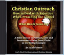 Christian OUtrech WWJD Audio CD